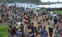 El número de personas desplazadas en todo el mundo alcanza un nuevo récord.