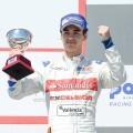 El piloto Eliseo Martínez sigue creciendo en Paul Ricard.