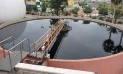 El sistema Pinedo integrará el colector oeste y todas las instalaciones vinculadas al mismo.