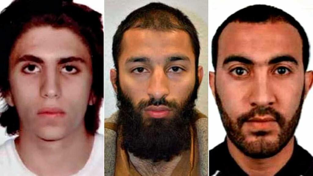 El tercer terrorista de Londres es Youssef Zaghba, de origen marroquí y fichado en Italia