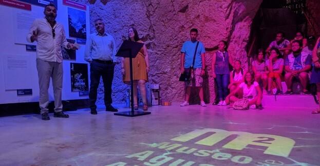 Entrega de premios II Concurso nacional HIDRAQUA - APSA.