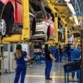 Fábrica de montaje de Ford.