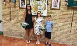Falleras Mayores de la Comisión Falla Plaça de la Mercé para el ejercicio 2017 18 Mireia Cuñat y Begoña Sanchis (40)