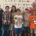 Final de Escuelas Deportivas Municipales de Ajedrez de Valencia.