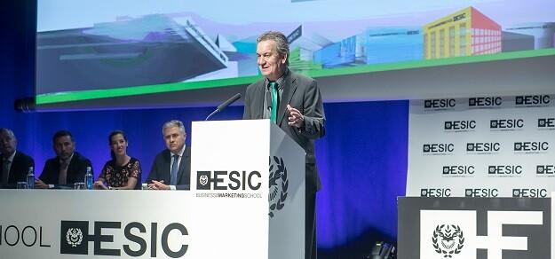 Francisco Álvarez Padrino, Director General de Economía, Emprendimiento y Cooperativismo de la GV