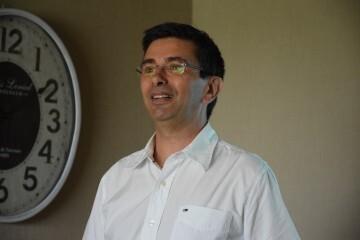 Germà Alcayde Director de C.R.D.O. xufa de València. (1) (Small)