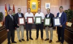 Global Omnium logra cinco nuevos certificados AENOR que avalan la eficiencia de la gestión del agua en Calpe.