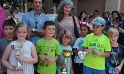 IV exhibició d'Escacs Escolar Ciutat Vella.