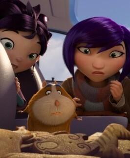Imagen del largo de animación.