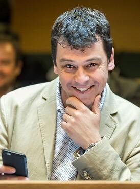 Ivan Martí, diputado de Modernización y Desarrollo de la Administración Electrónica.