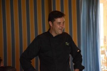 Jorge Pardo, jefe de cocina (Small)