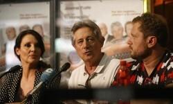 """Josema Yuste sube su 'Taxi' de nuevo al Teatro Olympìa """"cargado de humor y renovado"""". (Foto-Manuel Molines)."""