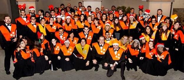 L'Orfeó Universitari de València.