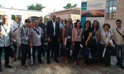La Diputación aporta su experiencia en materia de movilidad segura al Congreso Nacional de Seguridad Vial.