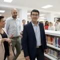 La Diputación ayuda a Benigànim a ampliar su biblioteca y mejorar la accesibilidad del colegio. (Foto-Abulaila).