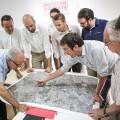 La Diputación presenta a asociaciones de Massarrojos la alternativa a la carretera que evitará el colapso en el casco urbano.