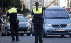 La Policía Local refuerza todos los turnos del Marítimo e instalará un retén en la zona zero del Cabanyal. Policía Local de Valencia.