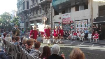 La Procesión del Corpus Christi pone fin a la festividad en Valencia (1)