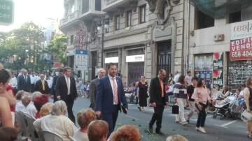 La Procesión del Corpus Christi pone fin a la festividad en Valencia (105)