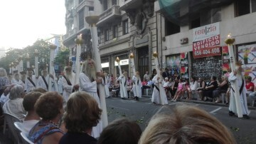 La Procesión del Corpus Christi pone fin a la festividad en Valencia (111)