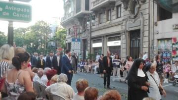 La Procesión del Corpus Christi pone fin a la festividad en Valencia (113)