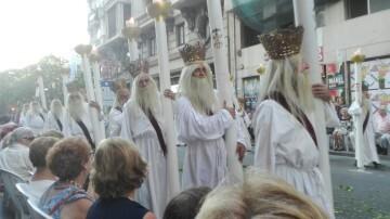 La Procesión del Corpus Christi pone fin a la festividad en Valencia (118)