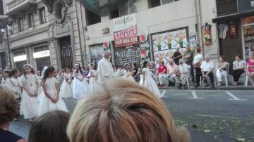 La Procesión del Corpus Christi pone fin a la festividad en Valencia (124)