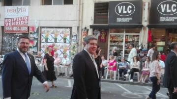 La Procesión del Corpus Christi pone fin a la festividad en Valencia (129)