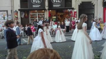 La Procesión del Corpus Christi pone fin a la festividad en Valencia (132)