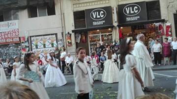 La Procesión del Corpus Christi pone fin a la festividad en Valencia (134)