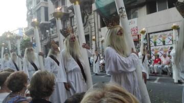 La Procesión del Corpus Christi pone fin a la festividad en Valencia (135)