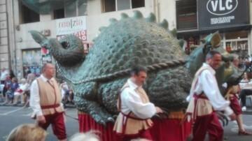 La Procesión del Corpus Christi pone fin a la festividad en Valencia (138)