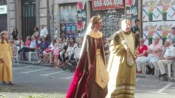 La Procesión del Corpus Christi pone fin a la festividad en Valencia (14)