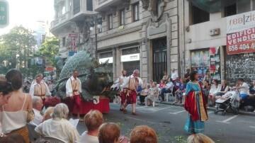 La Procesión del Corpus Christi pone fin a la festividad en Valencia (141)