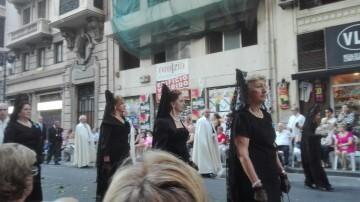 La Procesión del Corpus Christi pone fin a la festividad en Valencia (149)