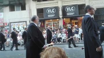 La Procesión del Corpus Christi pone fin a la festividad en Valencia (153)