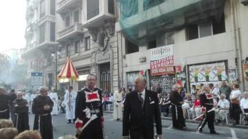 La Procesión del Corpus Christi pone fin a la festividad en Valencia (162)