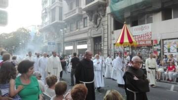 La Procesión del Corpus Christi pone fin a la festividad en Valencia (180)