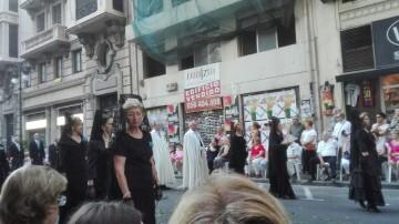 La Procesión del Corpus Christi pone fin a la festividad en Valencia (182)
