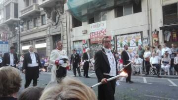 La Procesión del Corpus Christi pone fin a la festividad en Valencia (187)