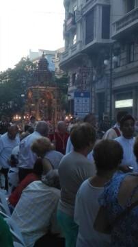La Procesión del Corpus Christi pone fin a la festividad en Valencia (190)