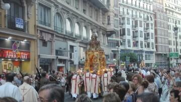 La Procesión del Corpus Christi pone fin a la festividad en Valencia (193)