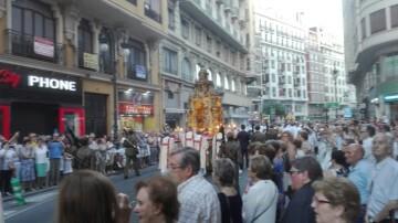 La Procesión del Corpus Christi pone fin a la festividad en Valencia (195)