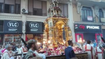 La Procesión del Corpus Christi pone fin a la festividad en Valencia (199)