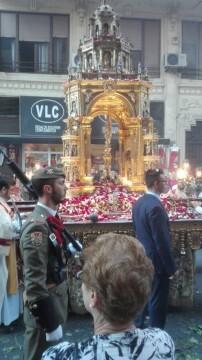 La Procesión del Corpus Christi pone fin a la festividad en Valencia (201)