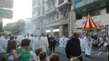 La Procesión del Corpus Christi pone fin a la festividad en Valencia (203)
