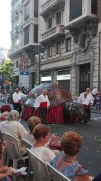 La Procesión del Corpus Christi pone fin a la festividad en Valencia (21)
