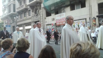La Procesión del Corpus Christi pone fin a la festividad en Valencia (210)