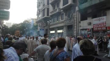 La Procesión del Corpus Christi pone fin a la festividad en Valencia (214)