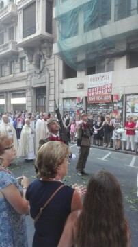 La Procesión del Corpus Christi pone fin a la festividad en Valencia (219)
